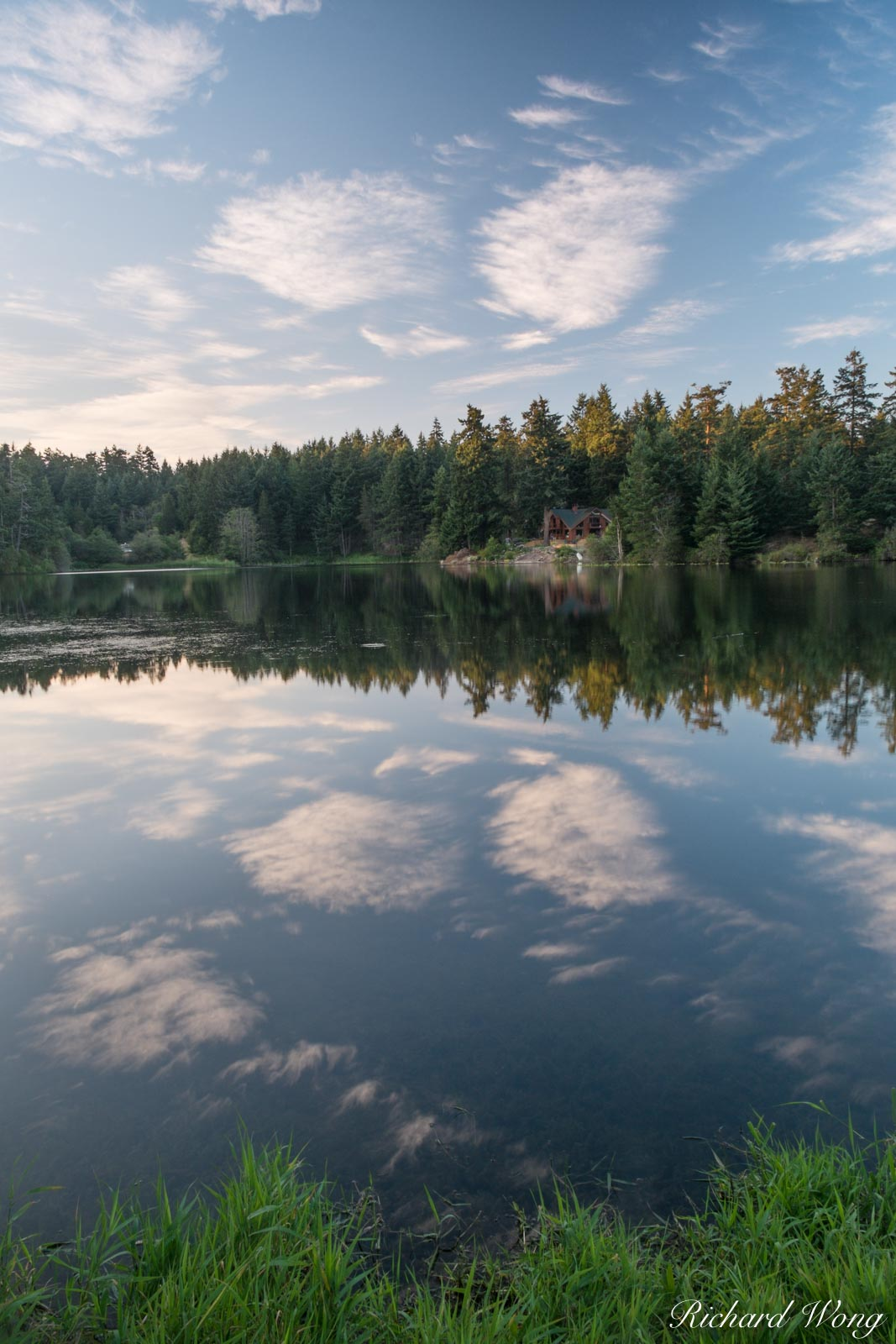 backroads san juan islands multisport tour, calm, dream lake, evening, lakedale resort campground, landscape, mpsc, nature, north america, outdoors, outside, pacific northwest, peaceful, reflections, , photo