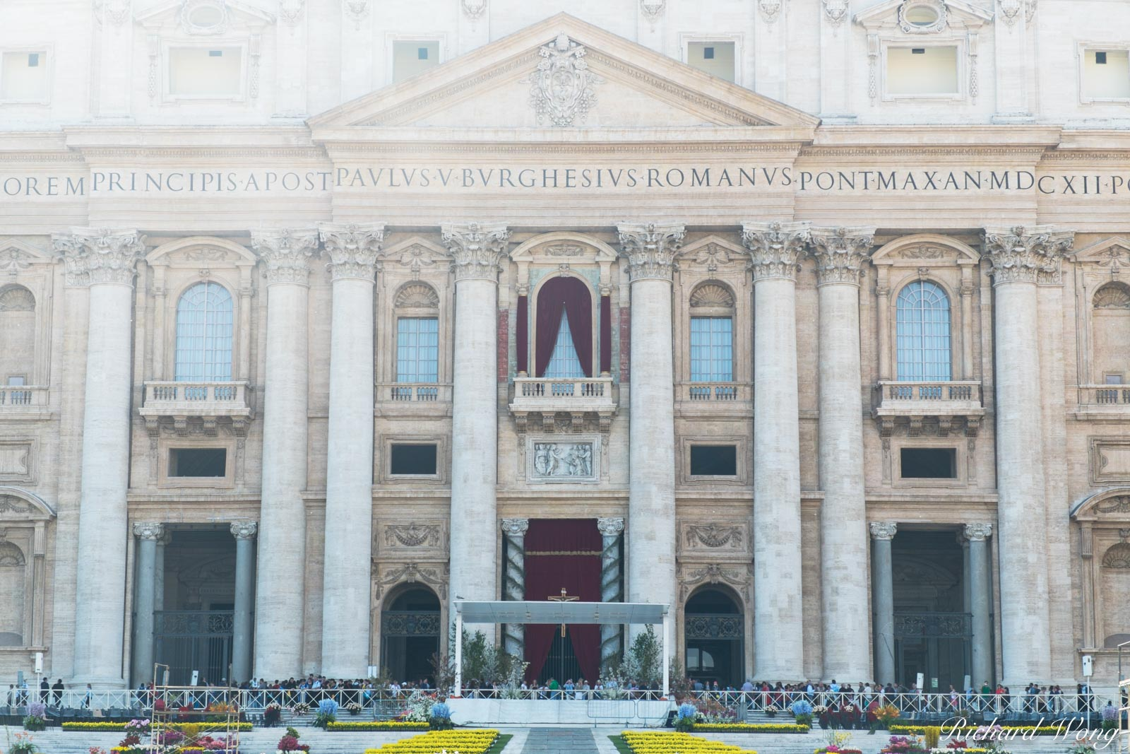 St. Peter's Basilica, Vatican City, photo, photo