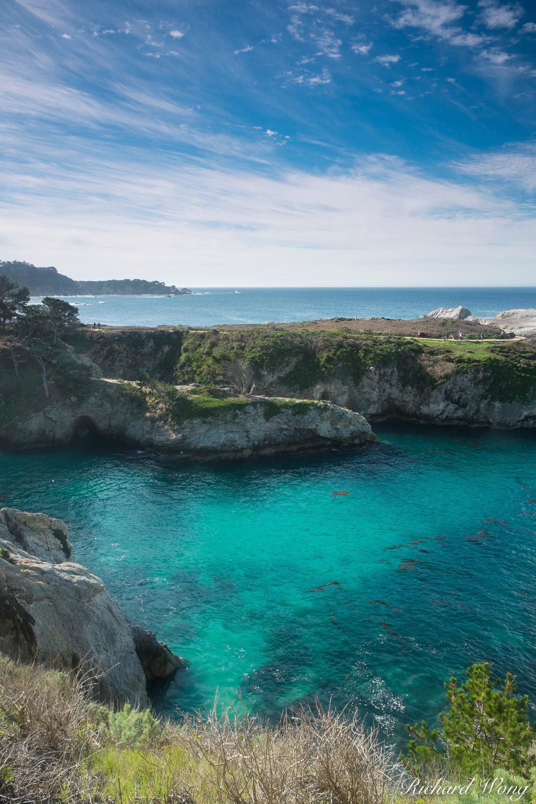 China Cove, Point Lobos State Natural Reserve, California, photo, photo