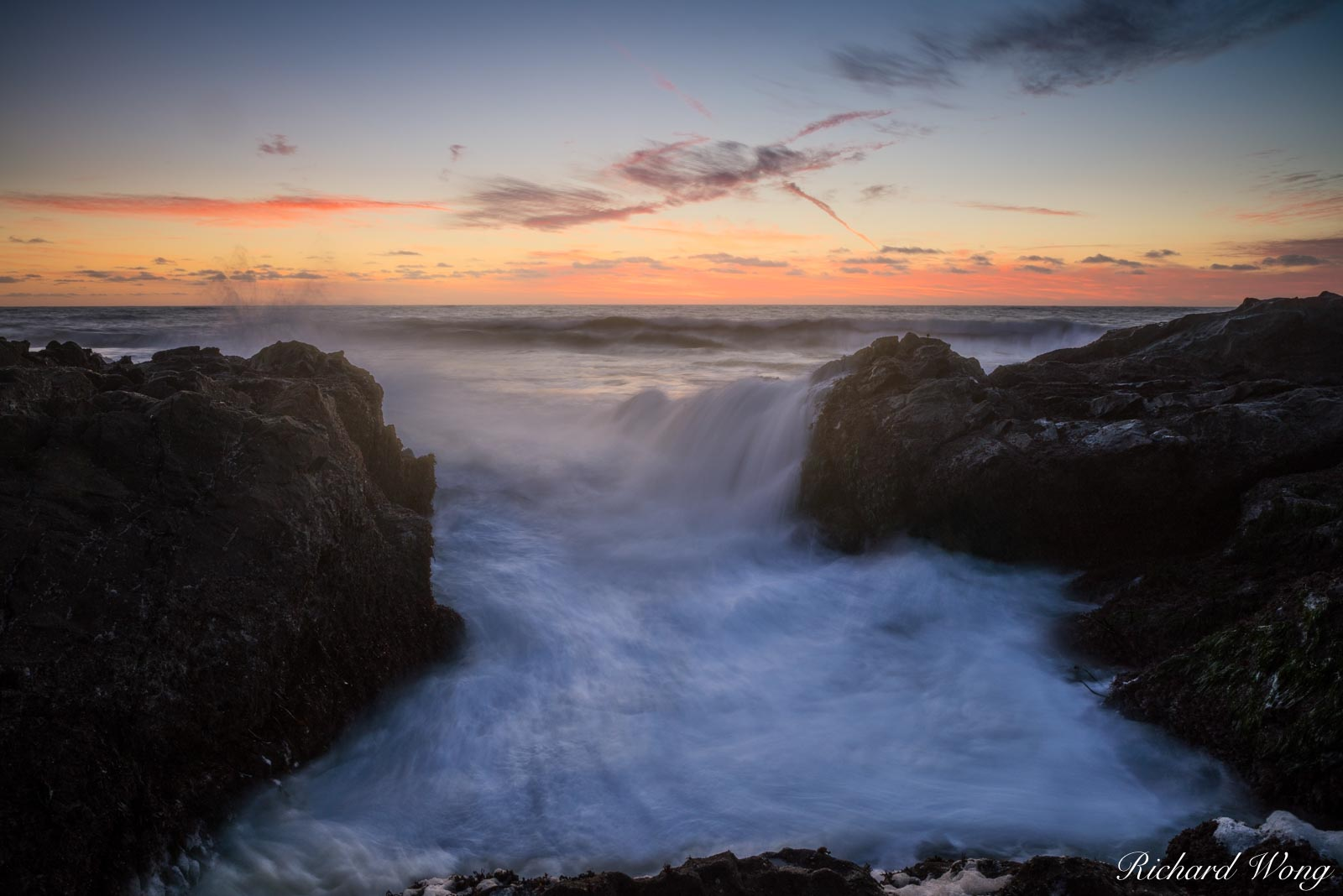 Bean Hollow State Beach, Pescadero, California, photo, photo