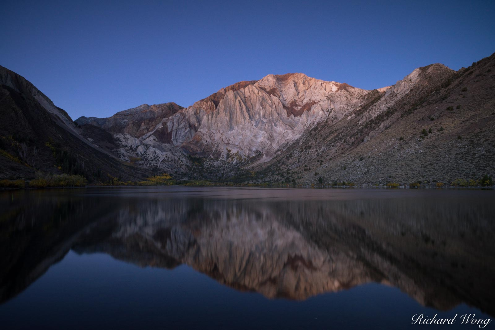 Convict Lake, Eastern Sierra, California, photo, photo
