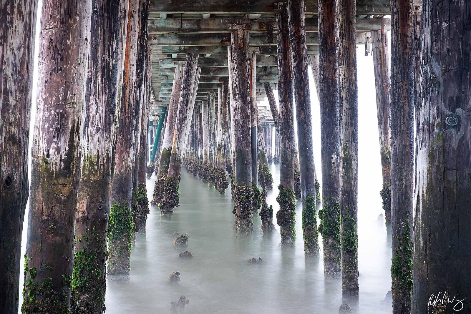 Capitola Wharf, Capitola, California