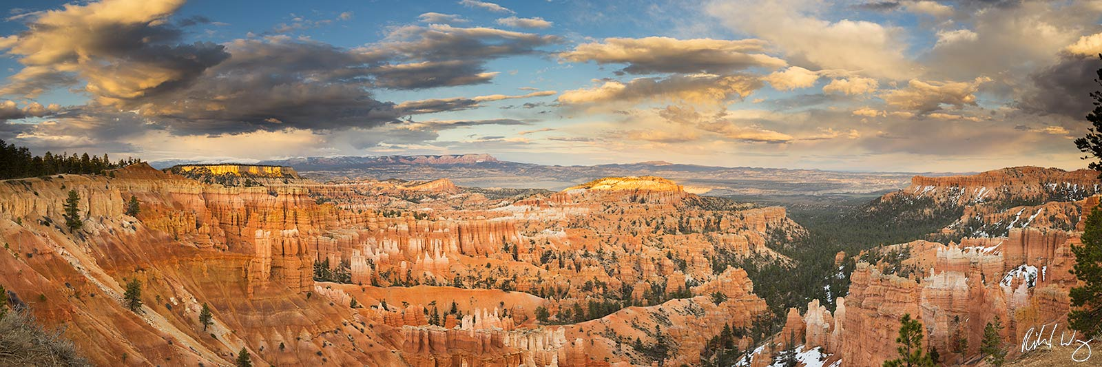 Sunset Point Panoramic, Bryce Canyon National Park, Utah