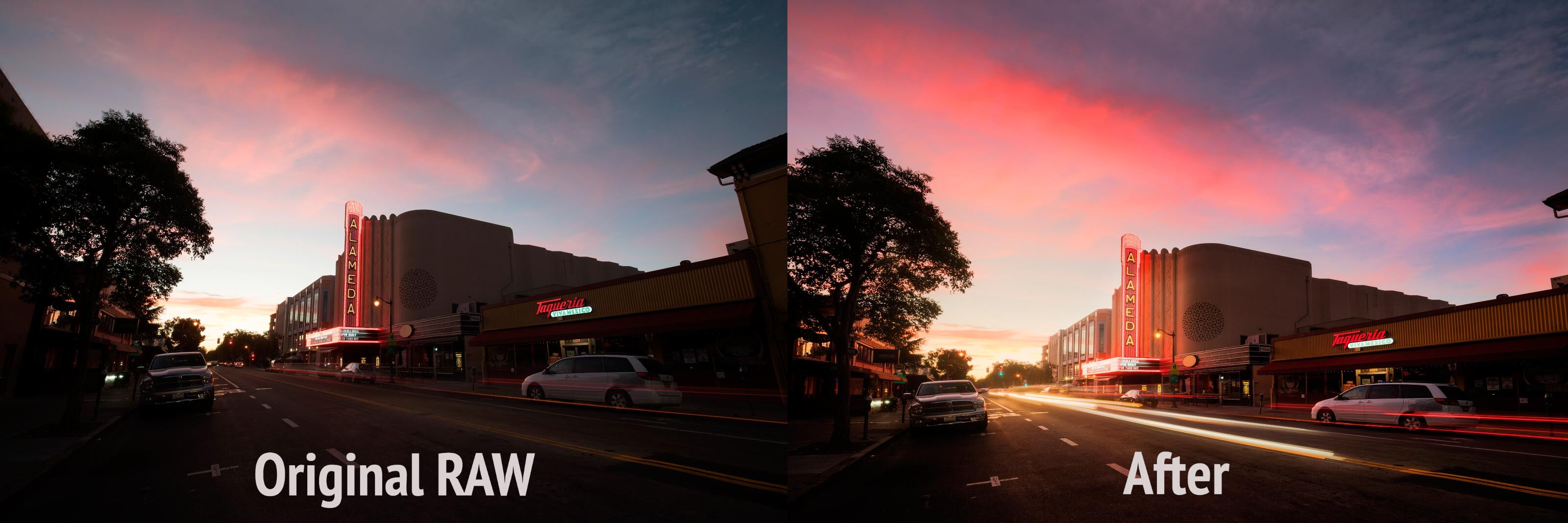 Alameda Photoshop & Lightroom Tutorial
