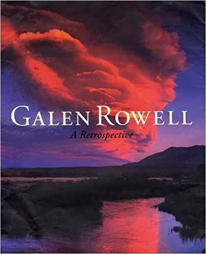 Galen Rowell: A Retrospective Book