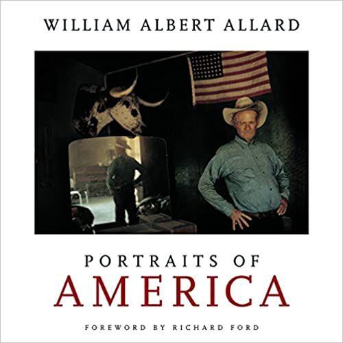 Portraits of America Book by William Albert Allard